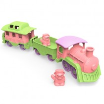 Green Toys Pink Train